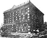 Queens Hotel 1887